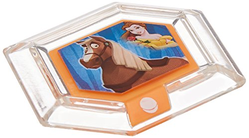 Disney Infinity Series 3 Power Disc Philippe (Belle's horse from Beauty & the Beast) - 1
