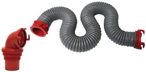 Valterra D04-0450 Viper 15' Sewer Hose Kit