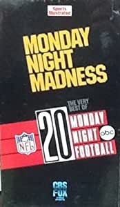 Monday Night Madness: The Very Best of Monday Night Football (1989 20th Anniversary)