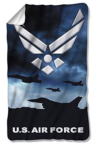 Take Off U.S. Air Force Fleece Blanket AF118BKT