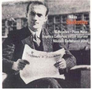 Skalkottas, Nikos: 16 Melodies; 15 Little Variati
