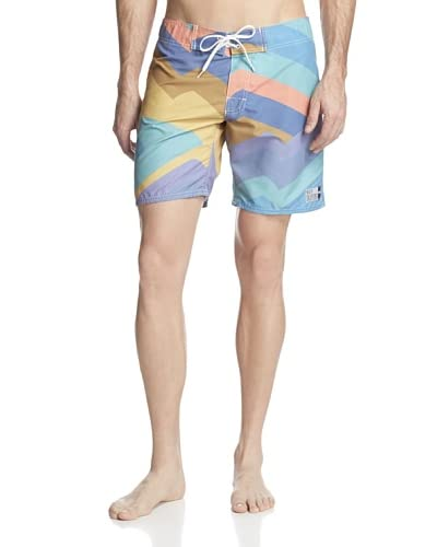 ambsn Men's Crowal Boardshort