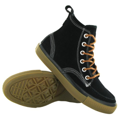 Converse CT Classic Boot Hi Black Mens Trainers