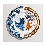 Seletti Hybrid Isaura Dinner Plate
