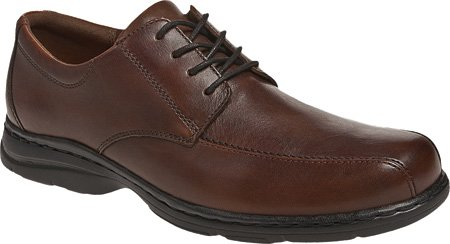 Dunham by New Balance Men's Bryce Oxford,Brown Smooth,10.5 2E US (Custom New Balance Shoes compare prices)