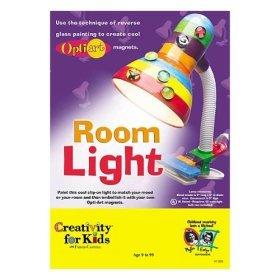 Creativity For Kids Room Light Craft Kit front-579998