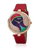 Bürgi Reloj de cuarzo Woman BUR131RD Rojo