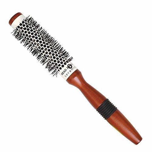 Head Jog 55 Ceramic Radial Brush 25mm by Hair Tools (English Manual)