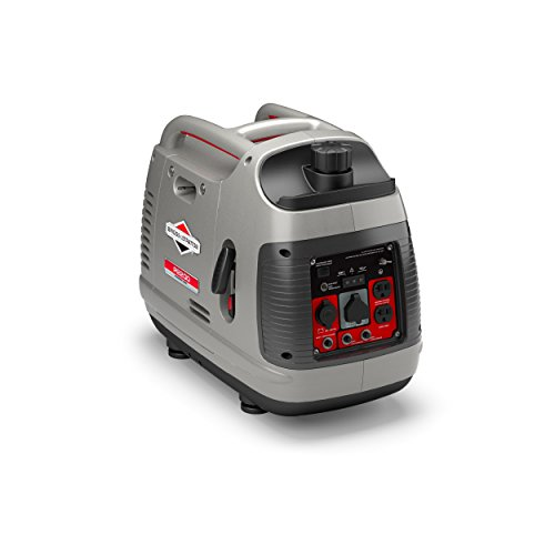 Briggs & Stratton 30651 P2200 PowerSmart Series Portable 2200-Watt Inverter Generator with Parallel Capability (Portable Power Generator compare prices)