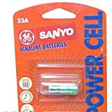 GE/Sanyo 23A Battery 12v