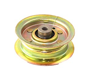 Husqvarna 173437 Flat Idler Pulley For Husqvarna/Poulan/Roper/Craftsman/Weed Eater from Magneto Power - Dropship Only