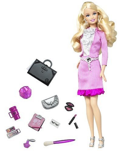 41xBcc1sPML Cheap Price Barbie Fab Girl Doll