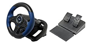 HORI Racing Wheel 4 for PlayStation 3 and 4 by HORI