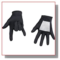 Black-Suited Spider-Man Child Gloves Size One Size