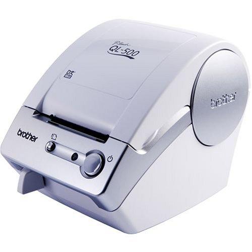 Brother QL-500 Stampante Etichette Professionale