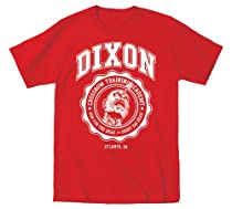 Dixon Crossbow Training - Mens Shirt - RED - 2 X-Large