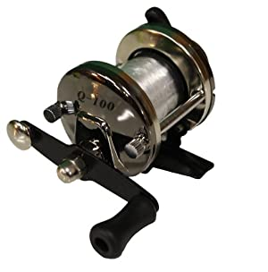 Oceaner Products USA Inc King Hawk Crappie Bulk Cast Reel