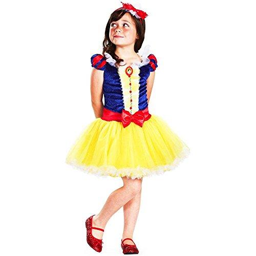 Snow  (Child Prestige Snow White Costumes)