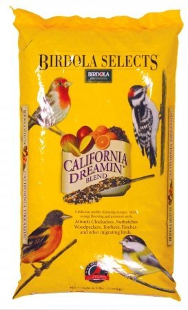 Birdola 54488 6-1/2-Pound California Dreamin Mix Birdseed