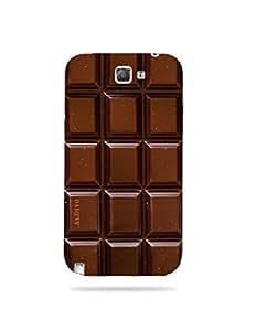 alDivo Premium Quality Printed Mobile Back Cover For Samsung Galaxy Note 2 / Samsung Galaxy Note 2 Back Case Cover (MKD301)