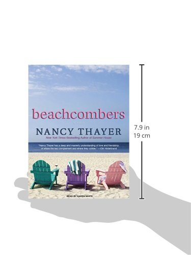 Beachcombers by Nancy Thayer (2011, Paperback)