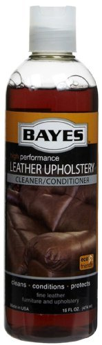 Bayes Leather Cleaner & Conditioner - 16 oz (Fine Leather Cleaner Conditioner compare prices)
