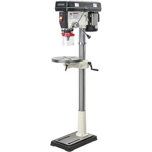 SHOP FOX W1680 1-Horsepower 17-Inch Floor Model Drill Press (Drill Press Radial compare prices)