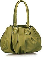 Vian Green Fashionable Women's Handbag