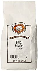 Giustos Vita Grain Active Dry Yeast, 5-pound Bag