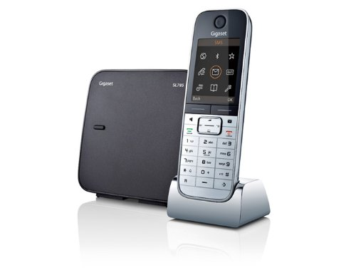 Gigaset SL785 by Siemens DECT 6.0 Cordless Handset Phone System