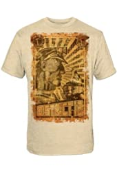 The Hunger Games - District 12 Poster Adult T-Shirt In Natural