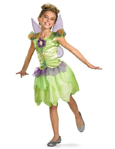Tinker Bell Rainbow Classic Costume - Small (4-6x)