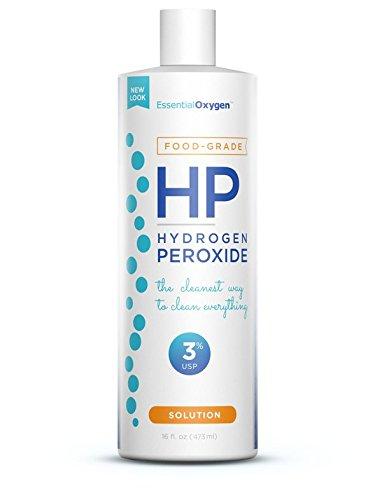 Food Grade Hydrogen Peroxide 3 Percent Cleaner, 16 Fluid Ounce (Food Grade Hydrogen Peroxide compare prices)