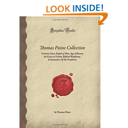thomas paines rights of man essay Thomas paine: the rights of man introduction by howard fast thomas paine, a man whose writings shook the world and whose preachments on democracy have endured almost two centuries, was born on january 29, 1737, in the town of thetford in england.
