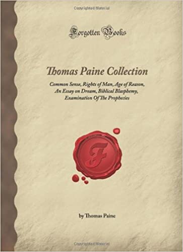 thomas paine's common sense Essay
