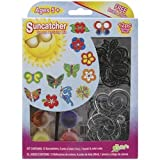 Suncatcher Group Activity Kit - 12PK/Butterfly & Flowers