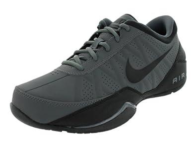 Nike Men's Air Ring Leader Low (6.5, Dark Grey/Black)