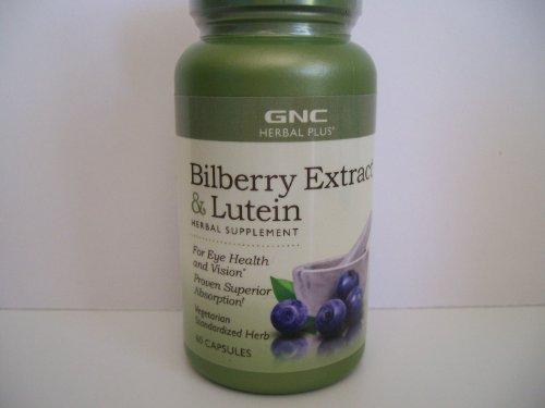 gnc-herbal-plusr-standardized-bilberry-plus-lutein-60-vegetarian-capsule