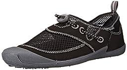 Cudas Men\'s Hyco Water Shoe, Black, 12 M US