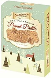 Old Dominion Holiday Peanut Brittle - 10 Oz