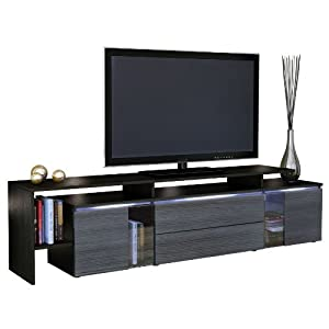The Best  TV Stand Unit Lissabon in  / Avola-Anthracite