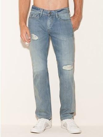 Lincoln Jeans Dark Net Wash 32 Inseam |