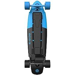 E-GO 2 Velobil Skateboard, Blau, XL