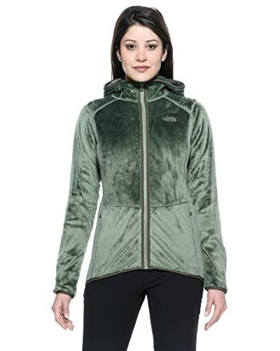 The North Face Chaqueta W Mossbud Fz Hdy Sea Spray