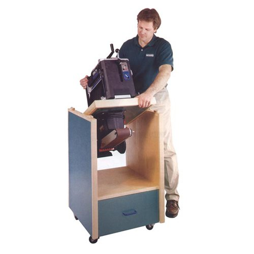 Swivel-Topped Tool Cabinet: Downloadable Woodworking Plan