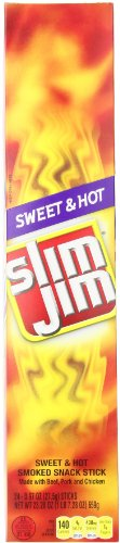 slim-jim-giant-meat-stick-sweet-and-hot-097-ounce-pack-of-24