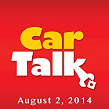 Car Talk, The Bet, August 2, 2014  by Tom Magliozzi, Ray Magliozzi Narrated by Tom Magliozzi, Ray Magliozzi