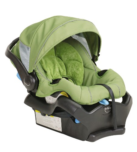 Teutonia T-Tario 35 Infant Car Seat, Topaz Green