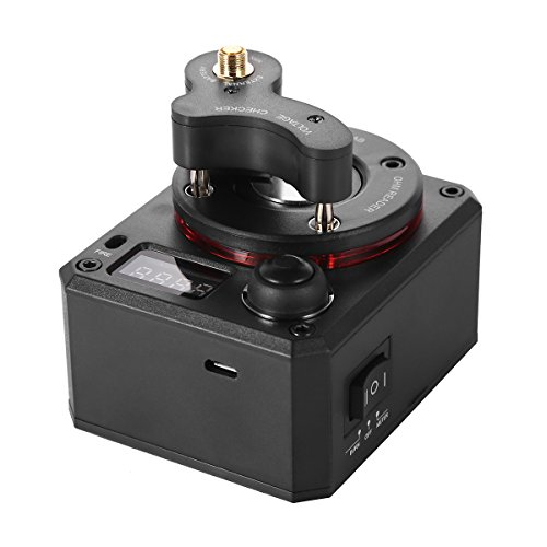Coil Master 521 Tab Ohm Meter Reader Voltage Meter Multi-functional Mod Coil Rebuilding Deck Station with OLED Screen (Coil Build compare prices)