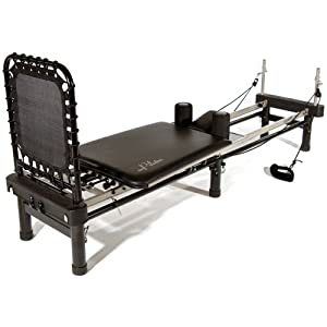 Stamina AeroPilates Premier Studio Reformer with Free-Form Cardio Rebounder and Stand by Stamina Products Inc